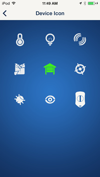 Bluesense Free Apple Ios 8 Application Ble Home Home